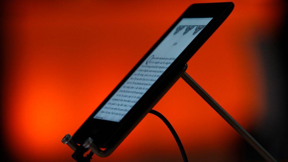 Kindle Paperwhite von 2012: Mögliches Einfallstor für Kriminelle