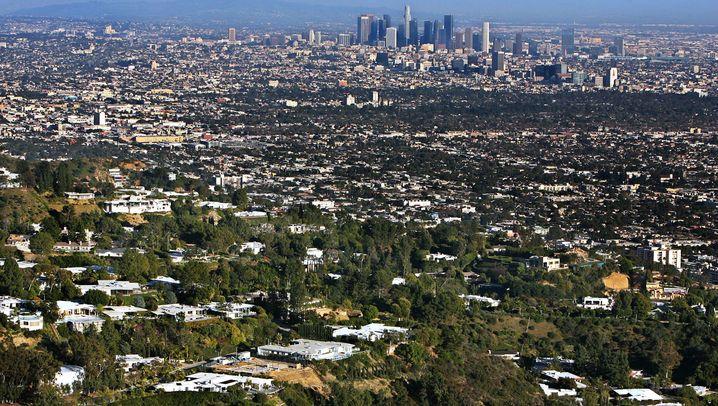 Diebstähle in den Hollywood Hills: Teure Beute