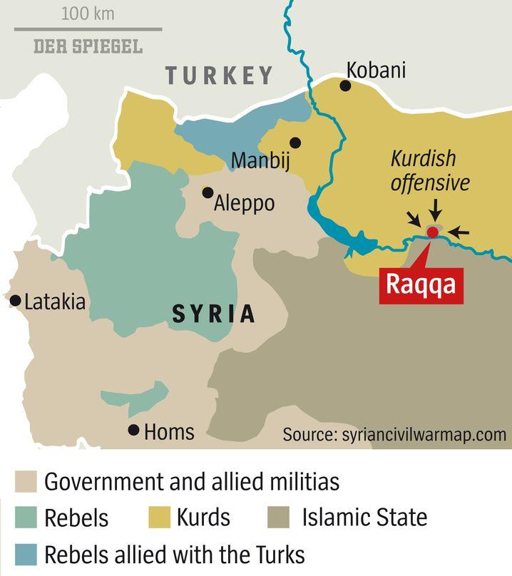 Recapturing Raqqa