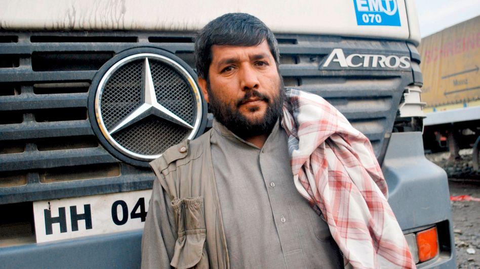 """Tanklasterfahrer Abdul Malek: """"Die Taliban stritten sich, ob sie mich gleich töten sollten"""""""