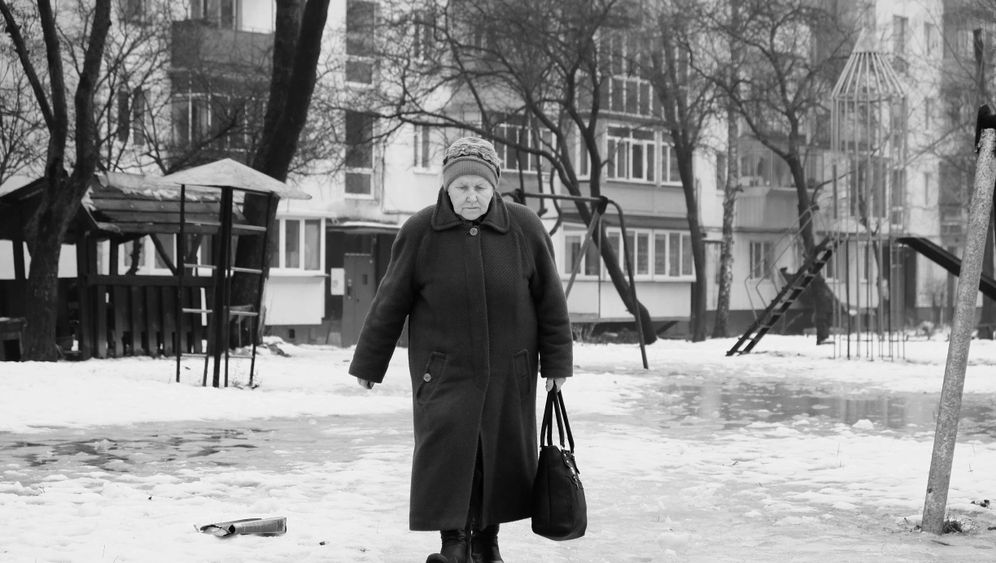 Ukrainische Krankenschwestern: Die Schneeengel