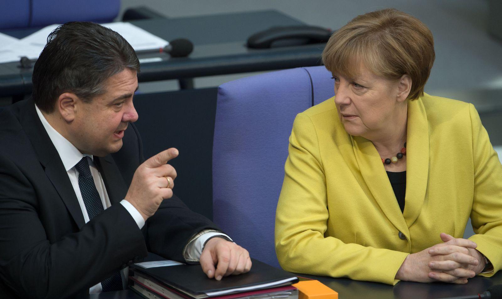 Bundestag debattiert über CETA