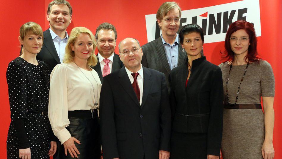 Spitzenteam: Acht Genossen für den Bundestagswahlkampf
