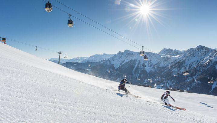 Top Ten: Die beliebtesten Skigebiete der Alpen