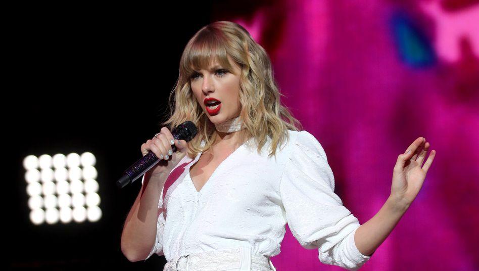 Sängerin Taylor Swift (Archiv)