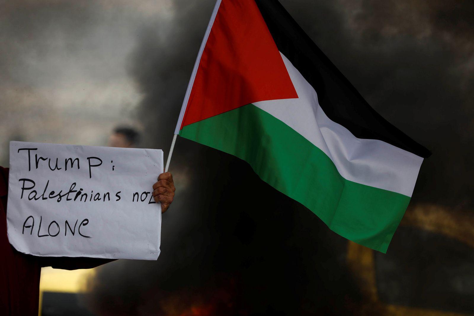 USA-TRUMP/ISRAEL-PALESTINIANS