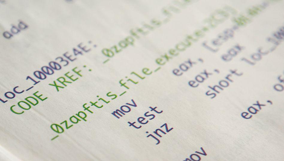 """Abgedruckter Viren-Code in der """"FAS"""": Justizministerin empört über Ermittlungsmethoden"""