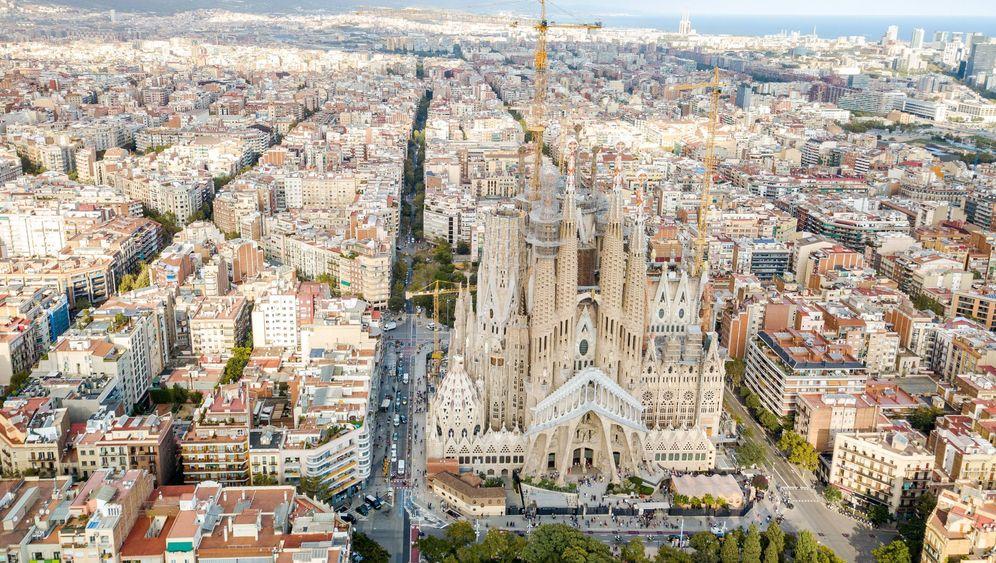 Sagrada Familia: Unvollendet, aber endlich legal