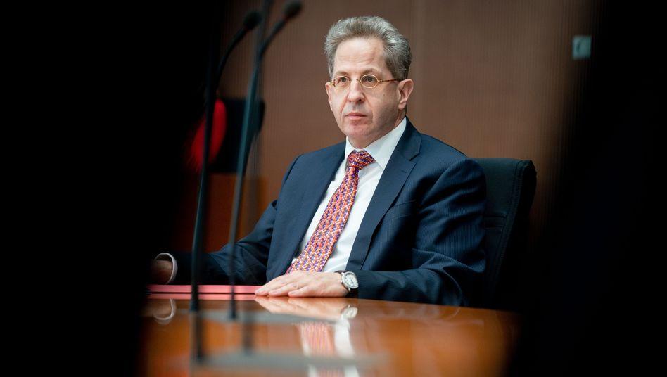 Hans-Georg Maaßen, ehemaliger Chef des Verfassungsschutzes –möglicherweise bald CDU-Bundestagskandidat für Südthüringen