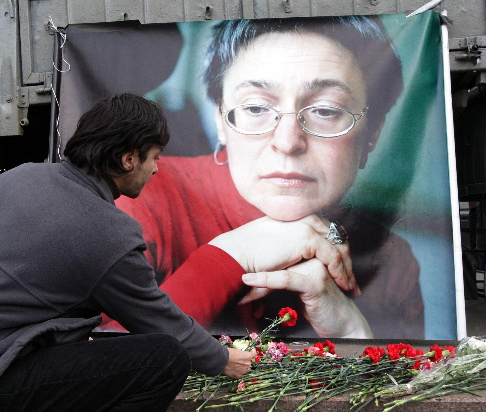 Politkowskaja Blumen