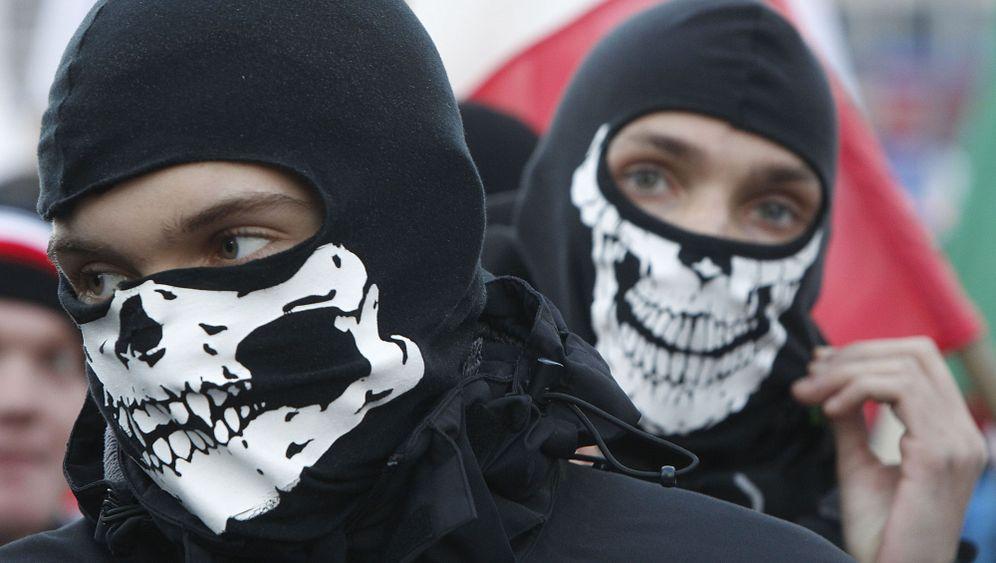 Nationalfeiertage in Polen: Krawalle in Warschau