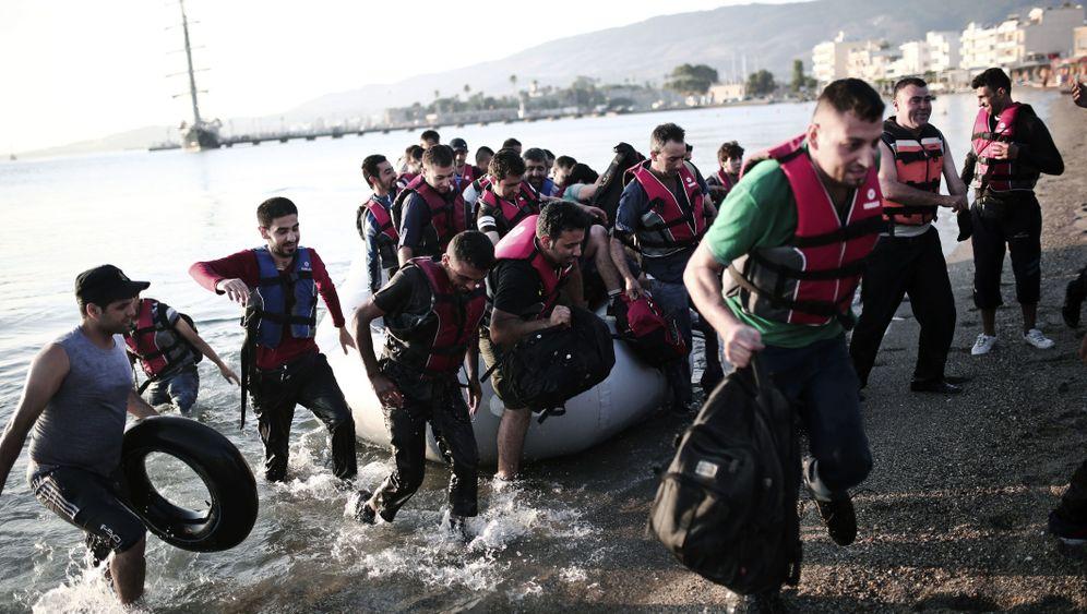 Flüchtlingselend auf Kos: Die selbstgemachte Krise