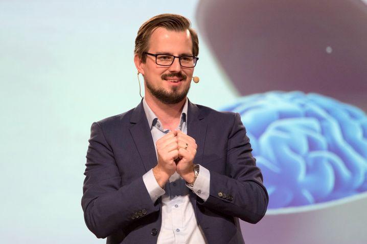 Hirnforscher und Gedächtnistrainer Boris Nikolai Konrad