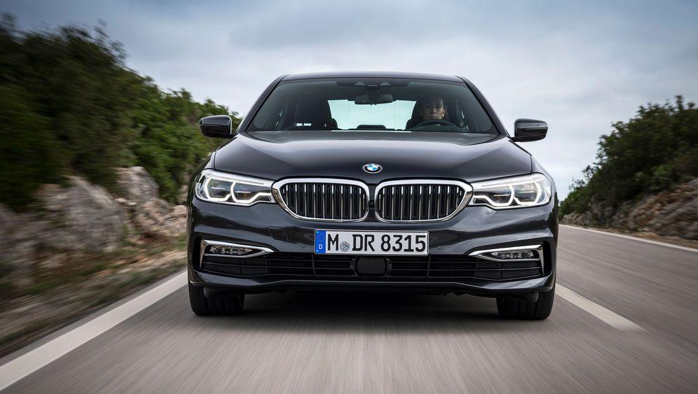 Autogramm BMW 5er: Macht der 7er da noch Sinn?