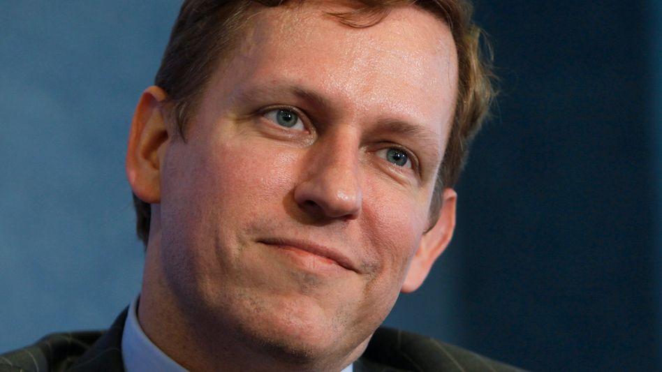 Peter Thiel: Der PayPal-Gründer hält jetzt nur noch 5,6 Millionen Facebook-Aktien