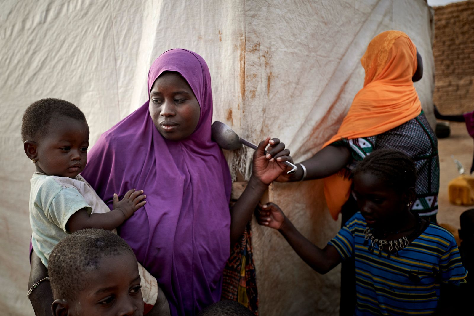 MALI-CONFLICT-REFUGEES