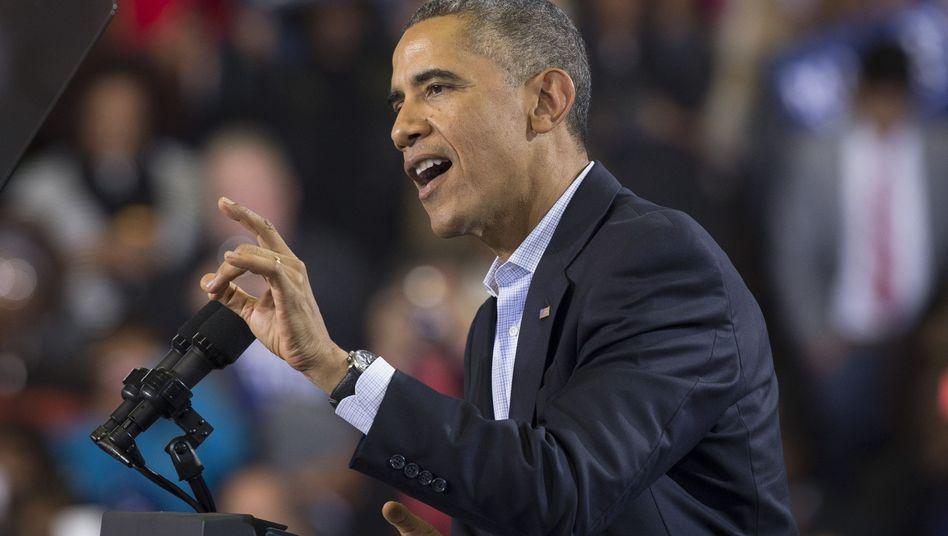 Lernen ohne Gebühren: Das will Barack Obama zumindest für die öffentlich finanzierten Colleges in den USA