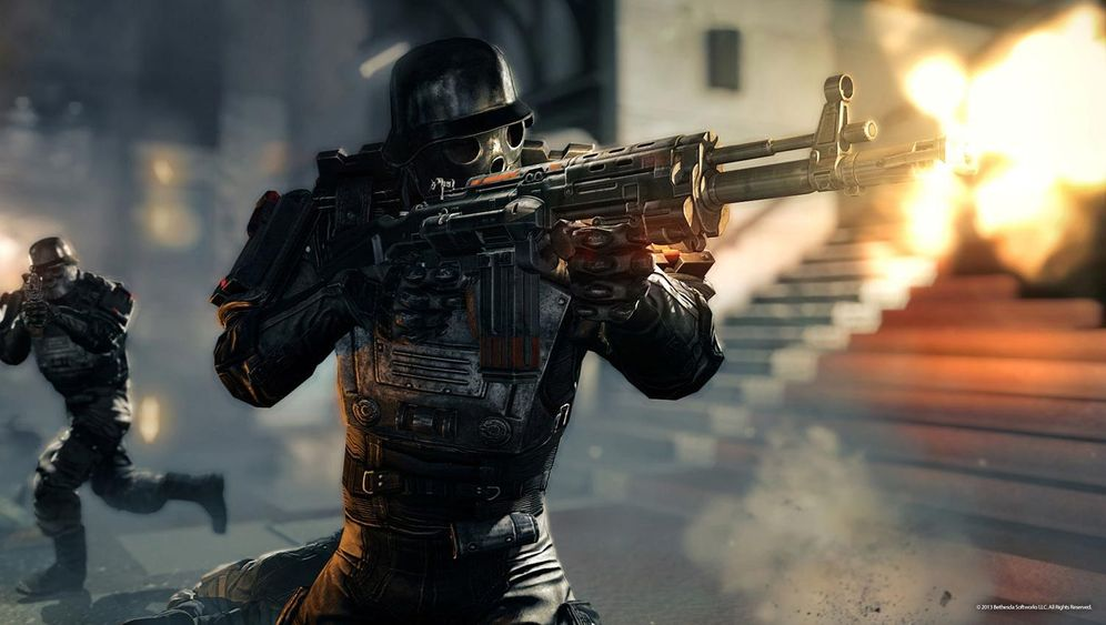 "Ego-Shooter: Darum geht es in ""Wolfenstein - The New Order"""