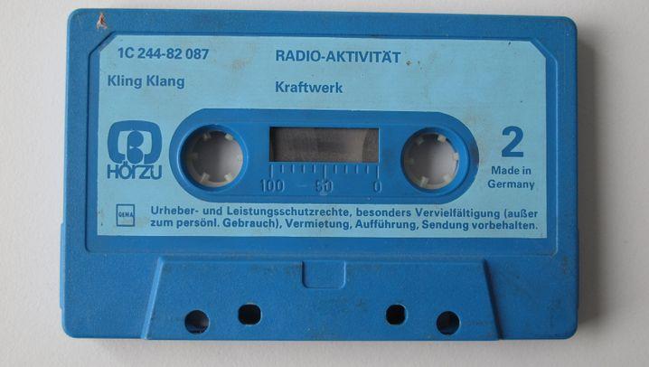 Am laufenden Band: Das Tape