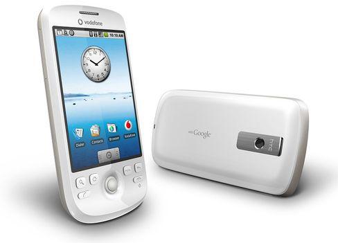 HTC Magic: Das Google-Handy Nummer Zwei