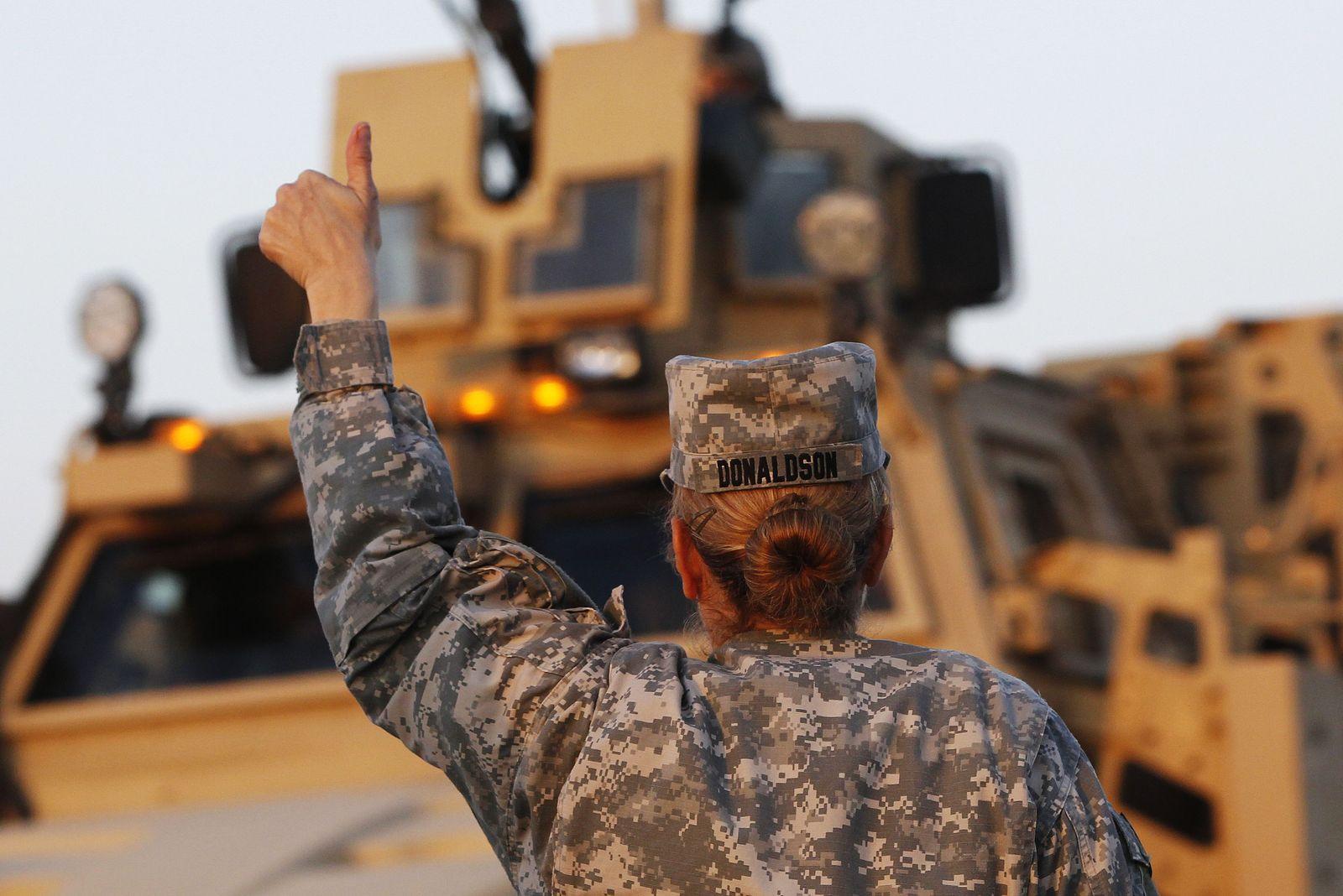 US Soldatinnen