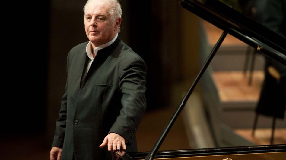 Dirigent Barenboim (in Berlin): Wohl kein Auftritt in Teheran