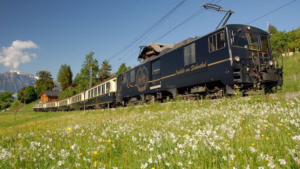 Schweizer Bahnstrecken: Vom Glacier-Express bis zur SBB