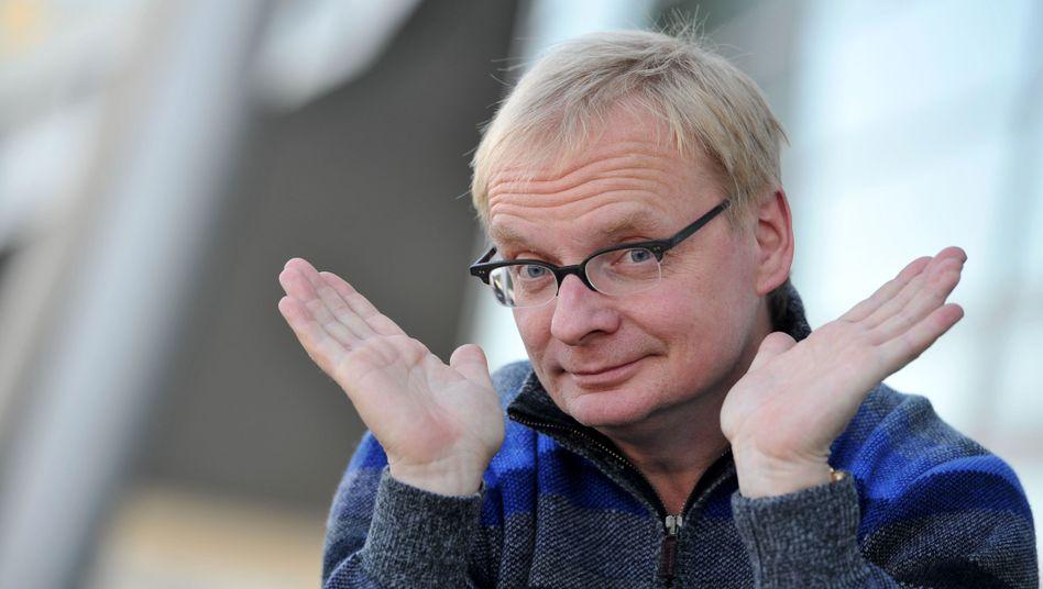 Uwe Steimle: Der Autor, Schauspieler und Kabarettist ist schon seit einiger Zeit umstritten