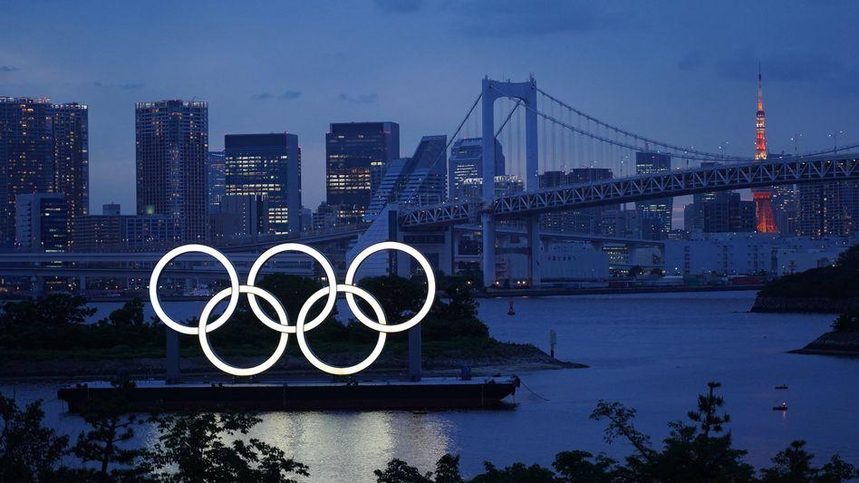 Das einzige, was bei den Olympischen Spielen wirklich leuchten wird