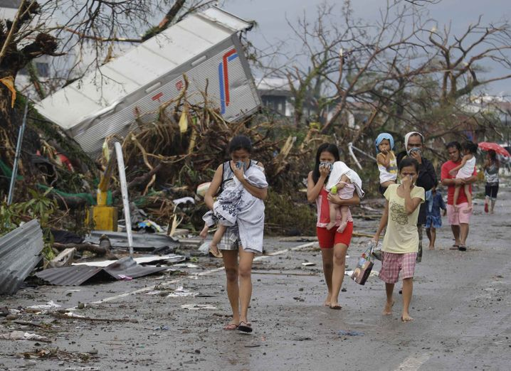 Leichengeruch: Tacloban bleibt für die Überlebenden ein gefährlicher Ort