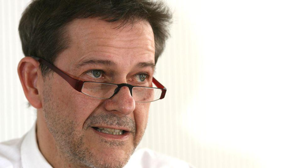 Minister vor der Tür: Jan-Hendrick Olbertz soll ab 2011 die HU Berlin führen