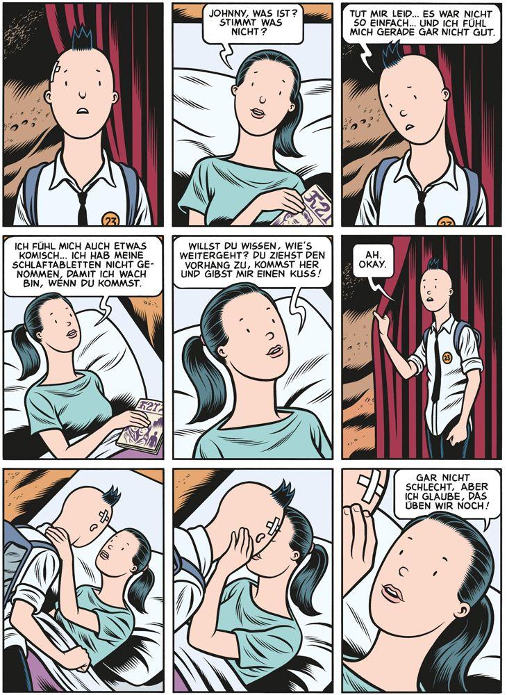 erwachsenen comic komisch