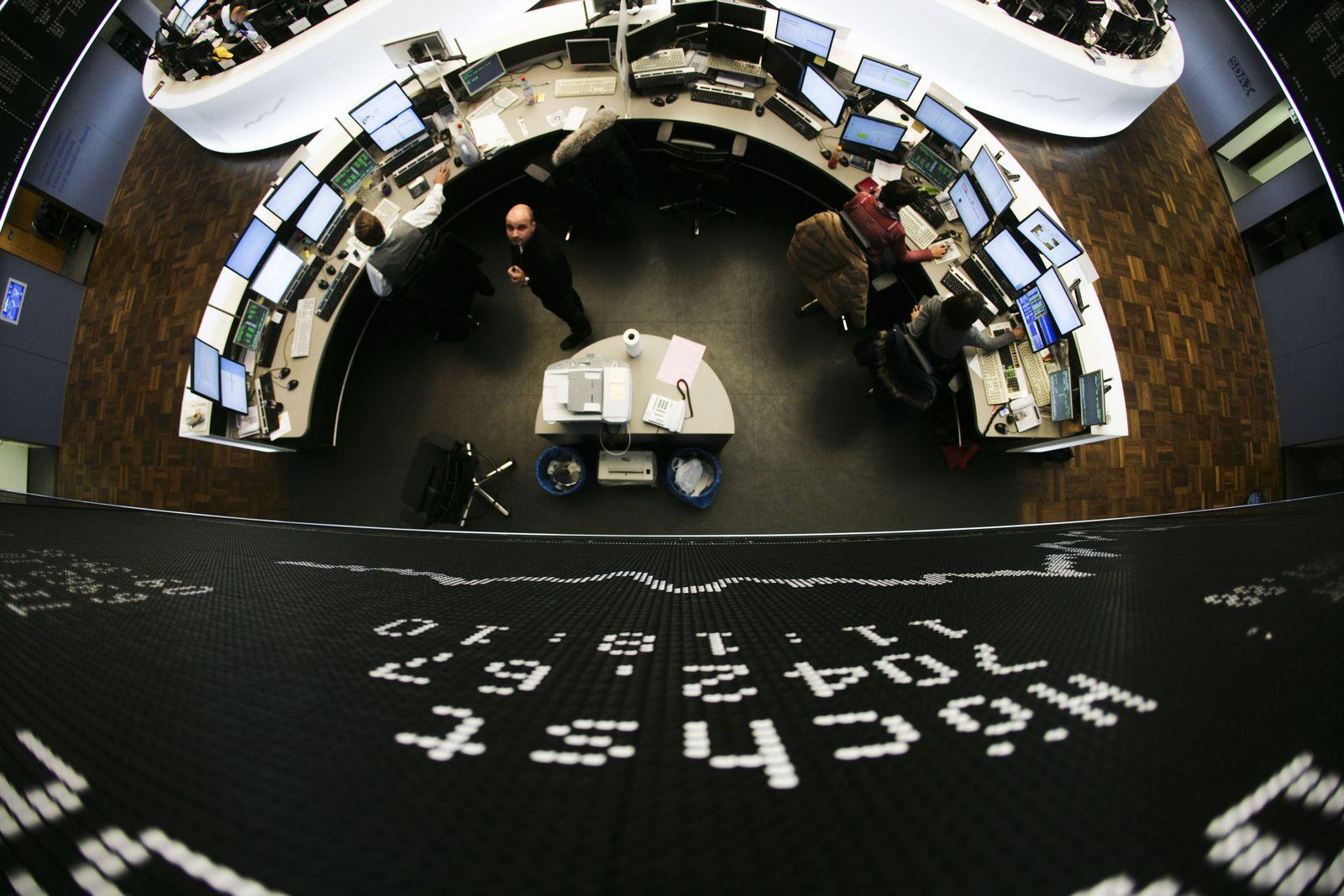 Dax Börse Frankfurt