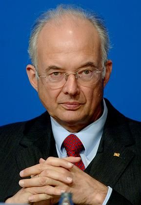 Paul Kirchhof: Kandidat für Merkel-Team