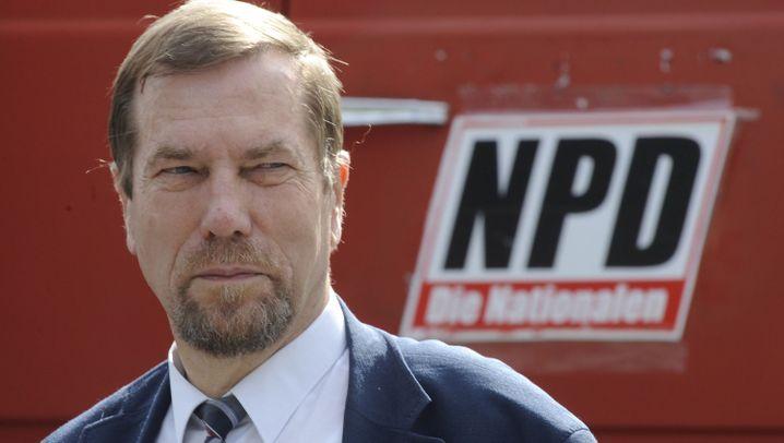 Rechtsextremist Rieger: Einflussreicher NPD-Funktionär