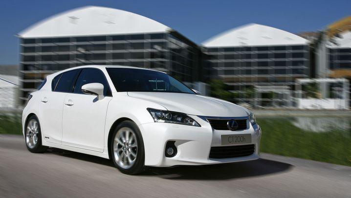 VCD Auto-Umweltliste: Hybrid vor Gas und Diesel