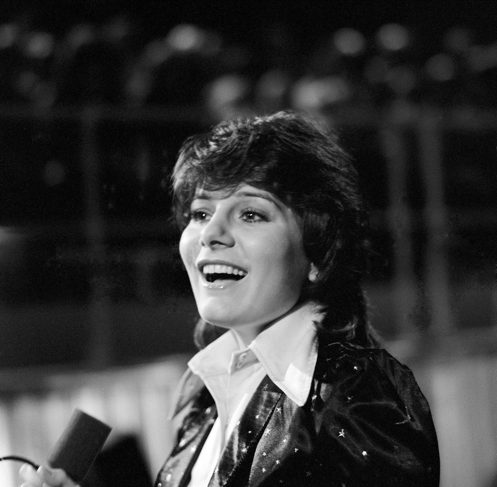 Marianne Rosenberg. ZDF-Hitparade.