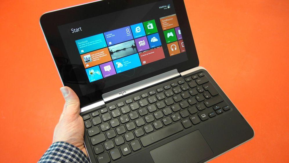 Hybrid aus Notebook und Tablet: Das ist das Dell XPS 10