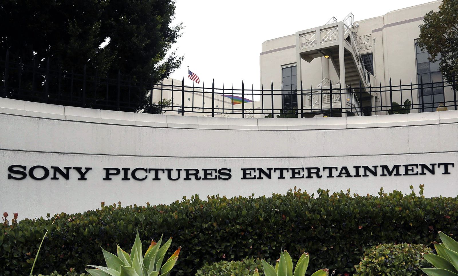 Sony Hack Hacked Sony Pictures