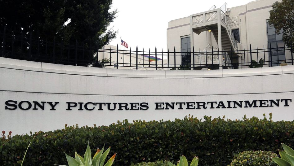 Sony Pictures Entertainment in Culver City: