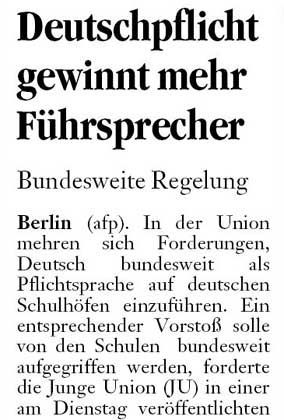 Zwiebelfischchen / TEXT