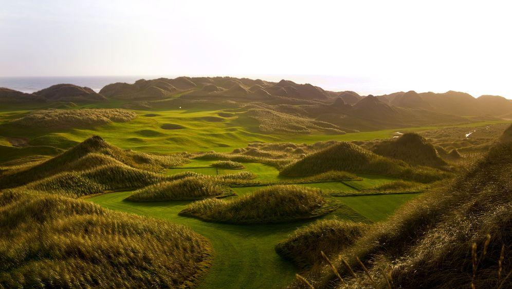 Schottland: Trumps Luxus-Golftraum