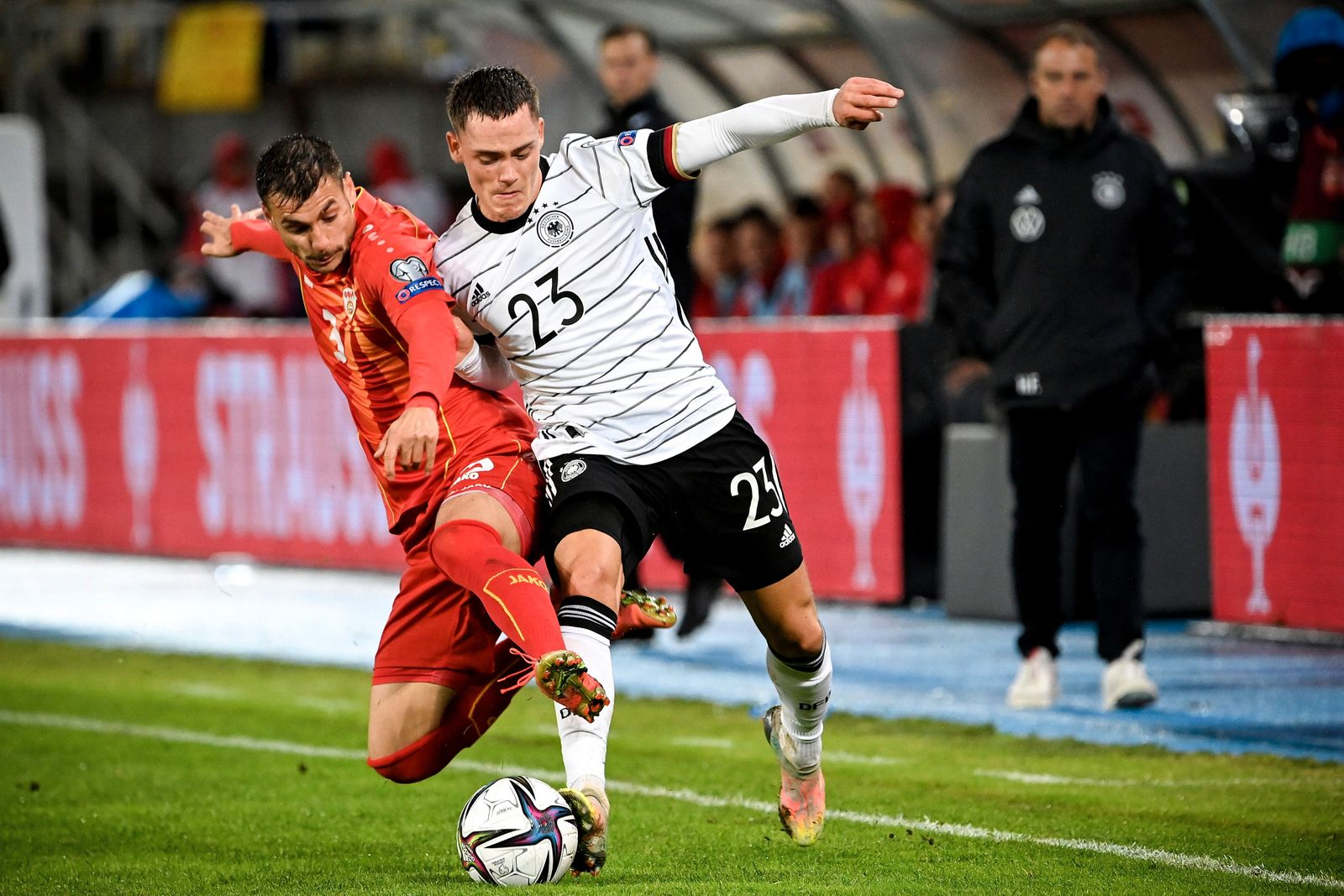 North Macedonia vs Germany