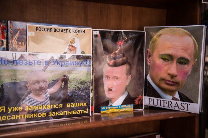 Antirussische Propaganda