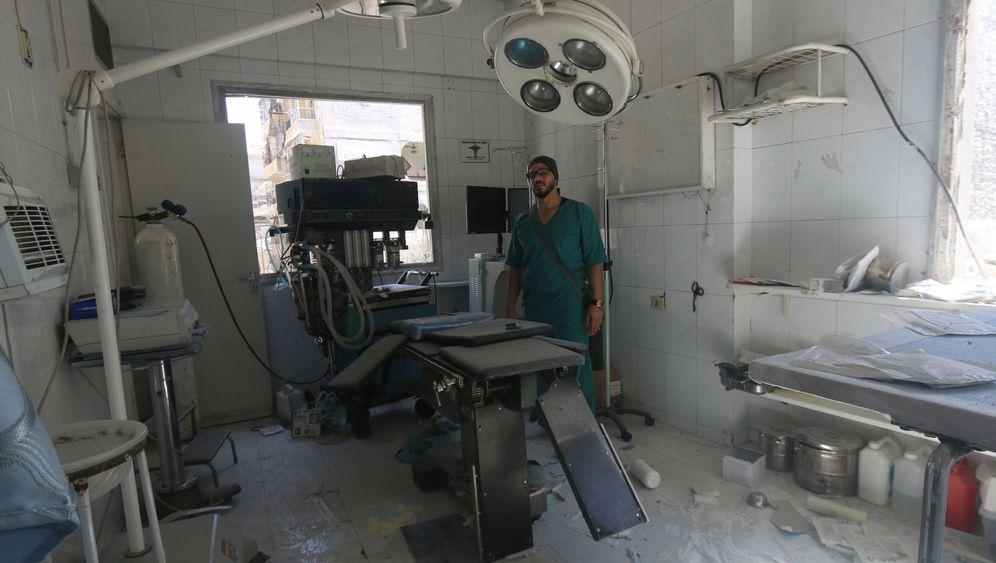Angriffe in Syrien: Kriegsziel Krankenhaus