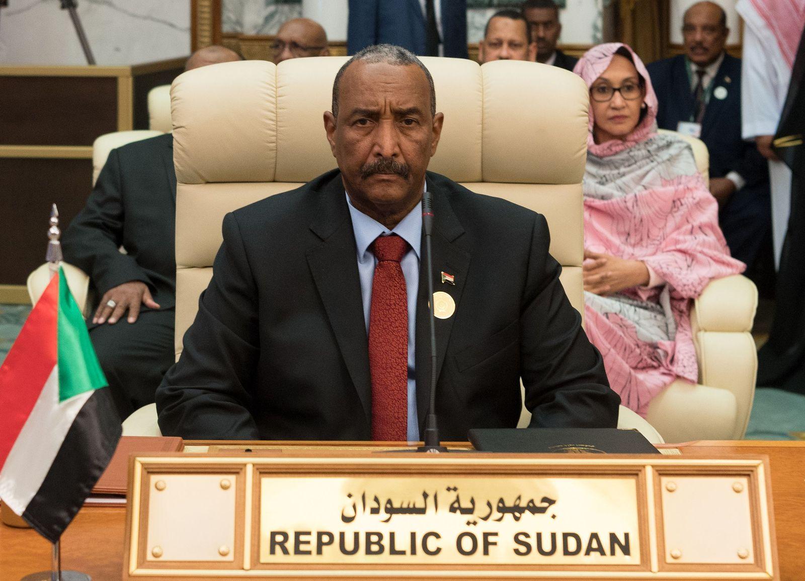 Abdel Fattah al-Burhan Sudan