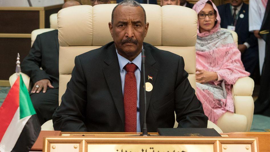 Abdel Fattah al-Burhan: Aufkündigen, was vereinbart wurde