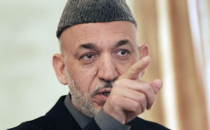 Hamid Karzai war von 2001 bis 2014 Präsident von Afghanistan