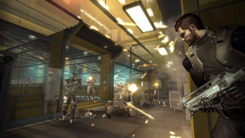 """Aktuelles Spiel """"Deus Ex - Human Revolution"""": Die Kritik muss intelligenter werden"""