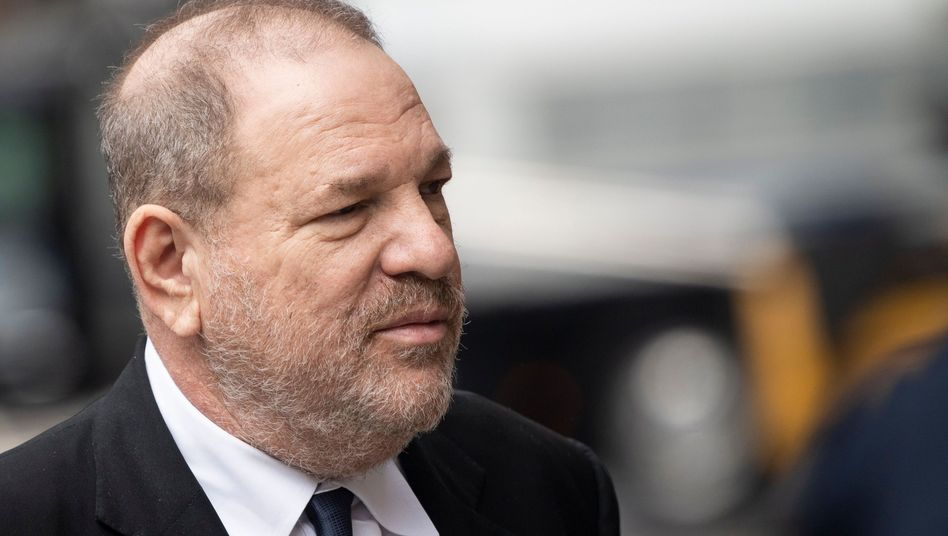 Harvey Weinstein (Archiv)